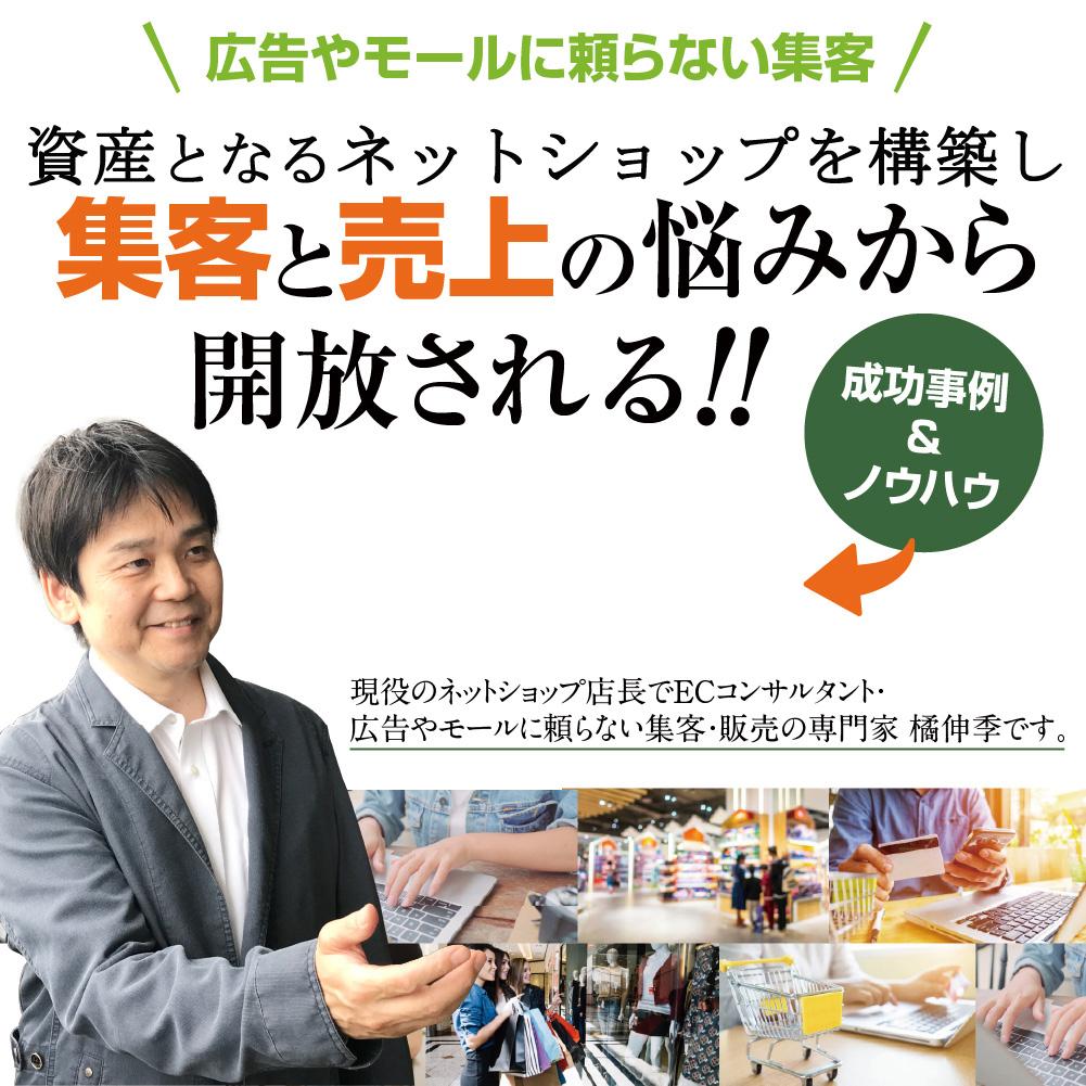 逆転のEC戦略【ネット販売始めよう】